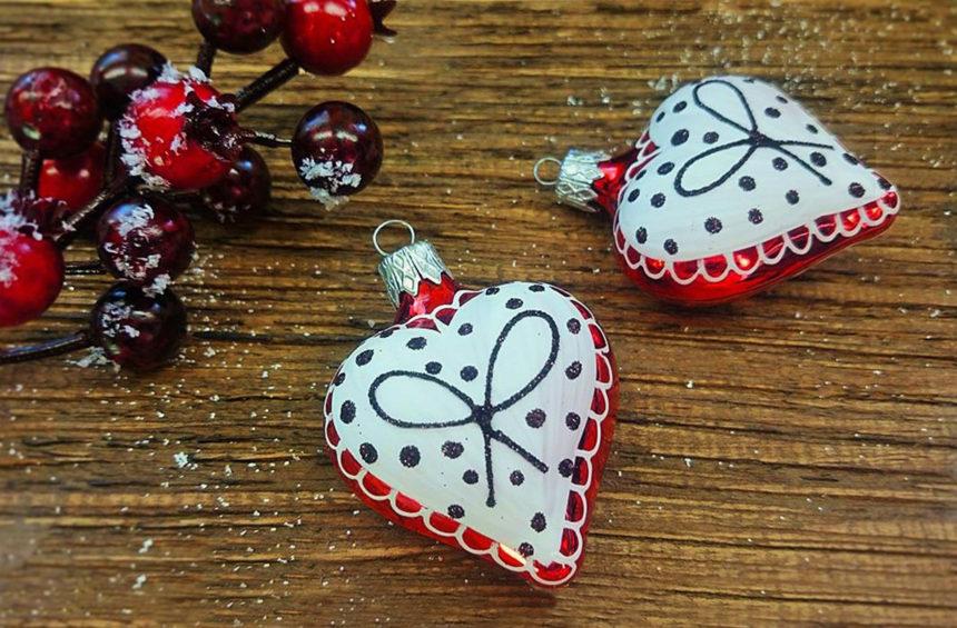Vánoční aranžování
