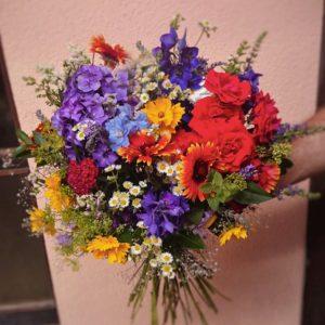 Čerstvé květiny