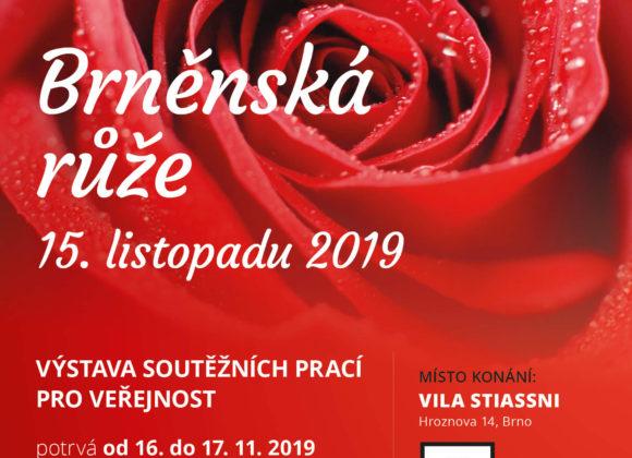 Floristická soutěž Brněnská růže